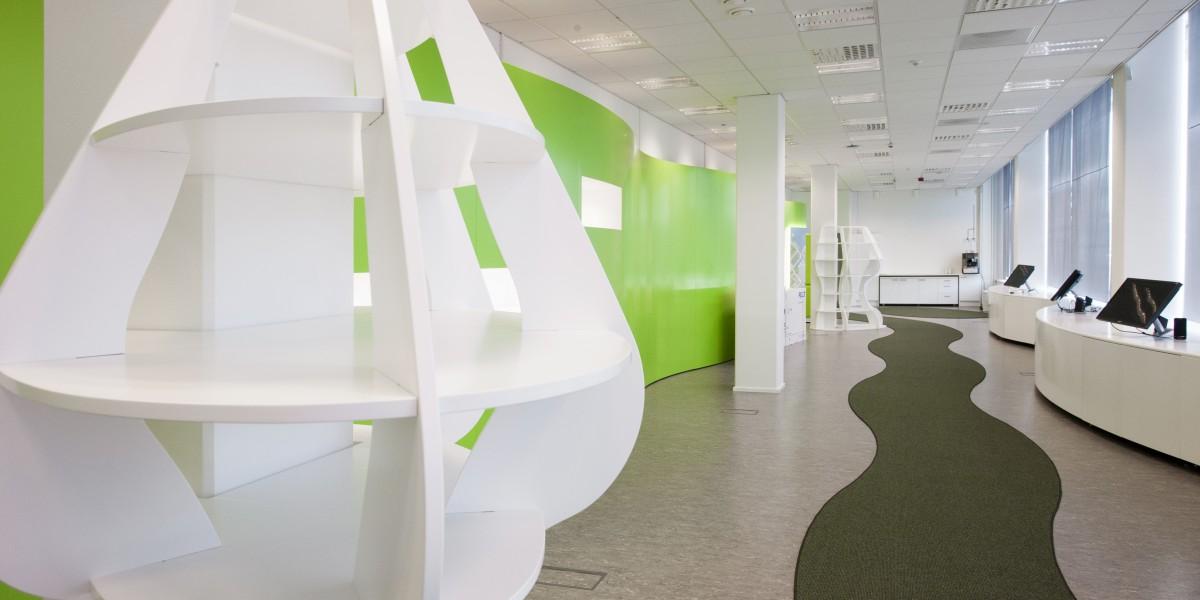 Suomalaisen ostoenergialtaan lähes nolla -tasoisen toimistorakennuksen E-luvuksi näyttäisi muodostuvan 90 kilowattituntia per neliö vuodessa. Kuva: Juha Salminen