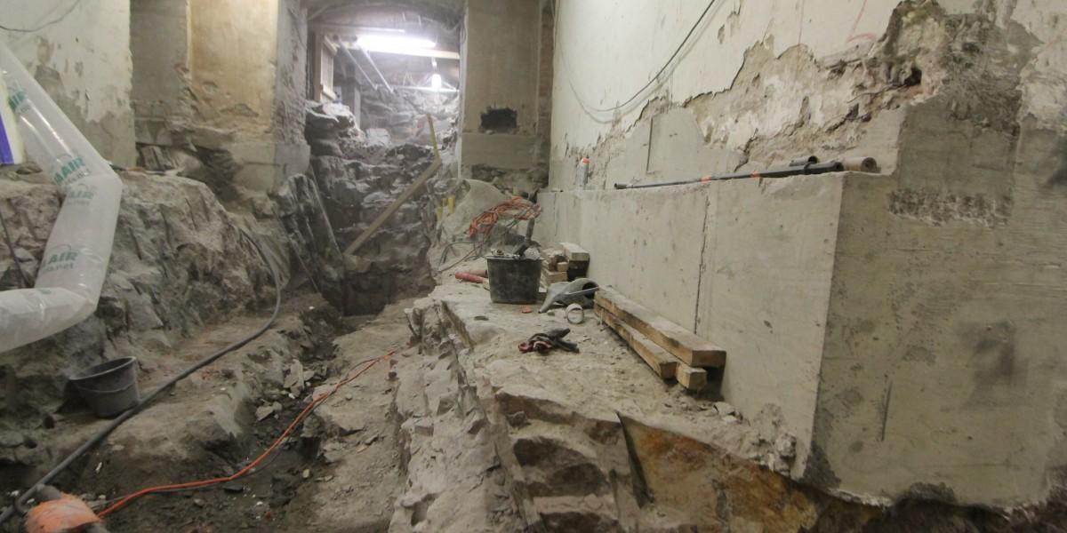 Purkutöissä rakentajat törmäävät useimmin vaarallisiin kemikaaleihin ja asbestiin.