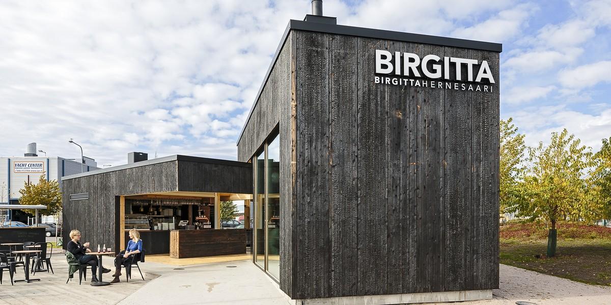 Kahvila Birgitta
