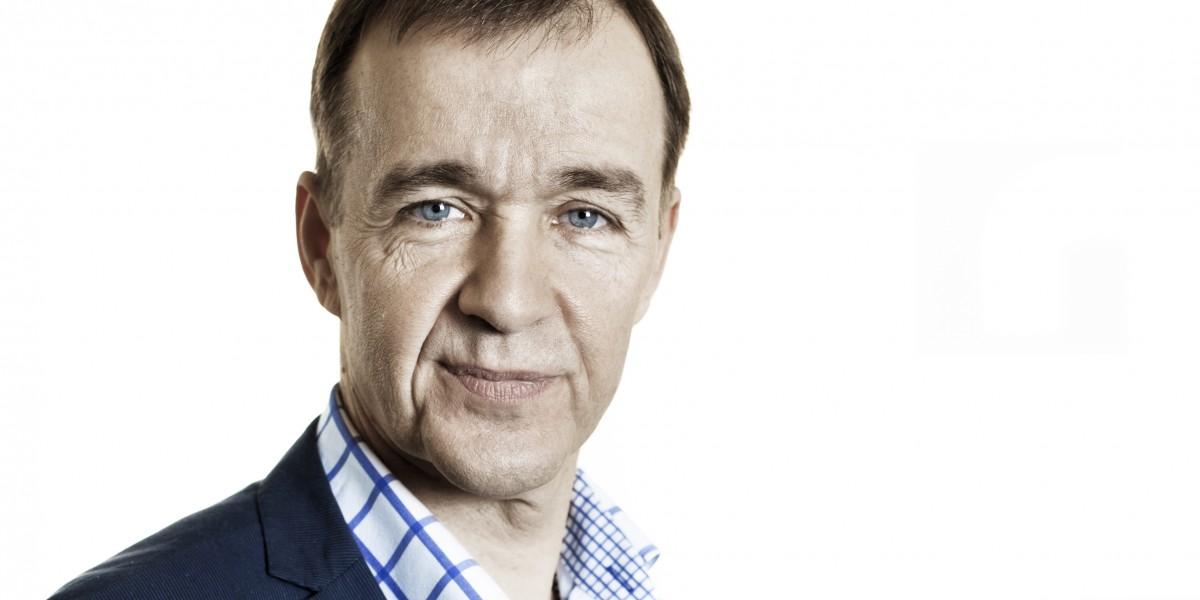 Pekka Metsi on FiGBC:n uusi puheenjohtaja. Kuva: Granlund