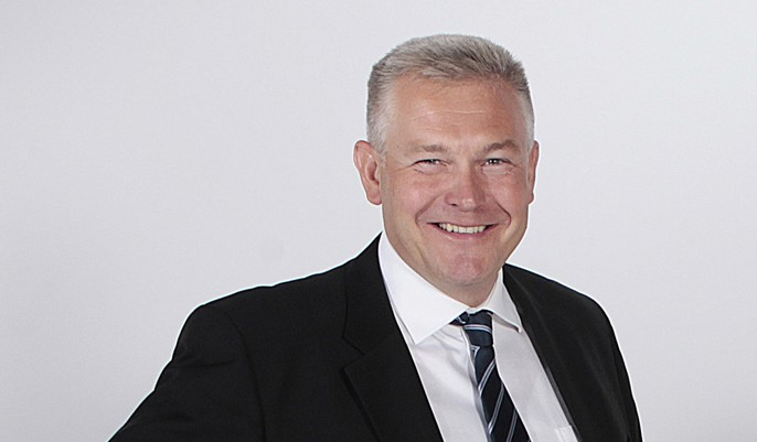 Pekka Kuusniemi johtaa Talotekniikkateollisuutta. Kuva: Oras