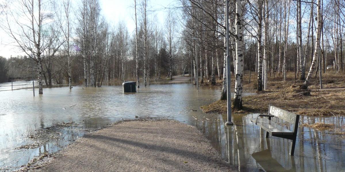 Tulvakuva